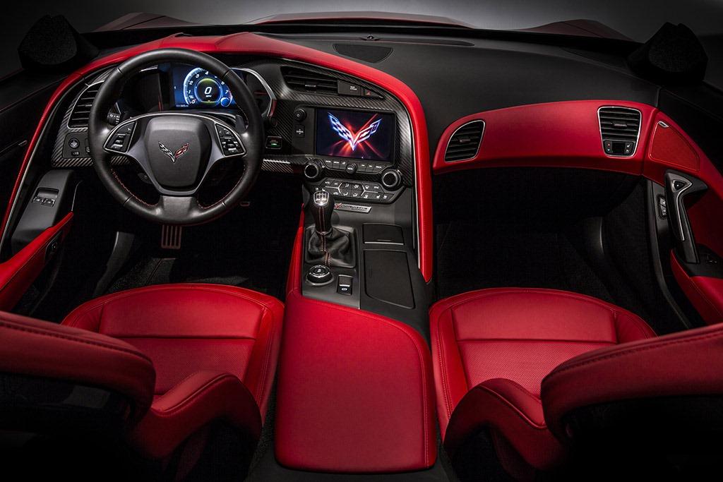 Corvette California Weblog Edition C7コルベット・スティングレイ