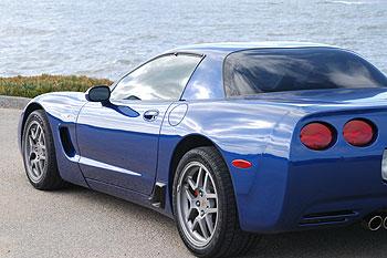 Coast Highway Corvette California Weblog Edition